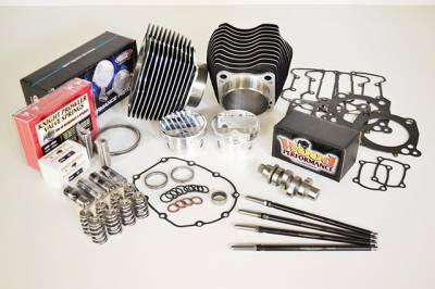 """Fuel Moto - Fuel Moto M8 120"""" Big Bore Kit"""