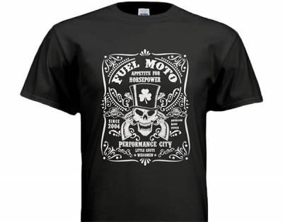 Fuel Moto - Fuel Moto Appetite T-Shirt -SizeXL