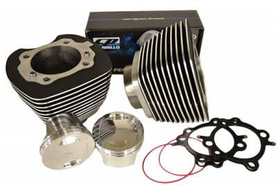 "Fuel Moto - Fuel Moto 107"" Extreme Duty Cylinder / Piston Kit"