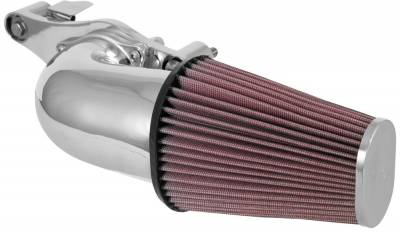 K & N - K&N Aircharger Performance Intake Systems - M8 Models Chrome