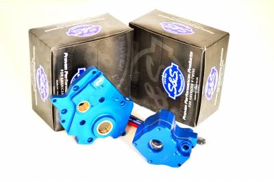 S&S Cycle - S&S Cycle Oil Pump and Cam Plate Kit for 2017-19 M8 Oil Cooled Models