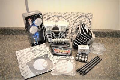 "Fuel Moto - Fuel Moto M8 128"" Big Bore Kit for 114"" + 117"" engines"