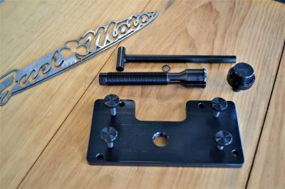 Fuel Moto - Milwaukee-8 Inner Cam Bearing Puller - Install Tool set M8