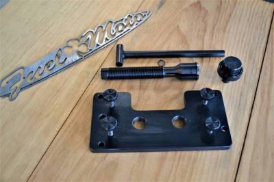 Fuel Moto - Twin Cam Inner Cam Bearing Puller - Install Tool set TC 96 103 110