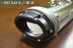 Fuel Moto - Fuel Moto E-Series Black Billet End Cap - Image 1