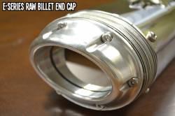 Fuel Moto - Fuel Moto E-Series Raw Billet End Cap - Image 2
