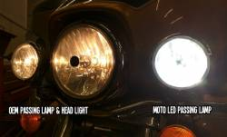 Fuel Moto - Moto LED Fog/Passing 881 Replacement Bulb Set - Image 2