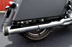 "Fuel Moto - Fuel Moto E-Series 2.5"" Universal Megaphone Muffler - Image 2"