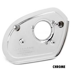 Included Chrome Cover