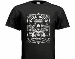 Fuel Moto - Fuel Moto Appetite T-Shirt - Size L - Image 1