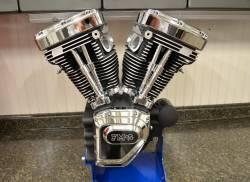 "Fuel Moto - Fuel Moto 124"" Street Outlaw Engine - Image 1"