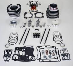 "Fuel Moto - Fuel Moto 107"" Street Outlaw Big Bore Kit - Image 1"