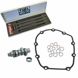 S&S Cycle - S&S Cycle 475C Standard Chain Drive Camshaft with Pushrods & Kit - Image 2