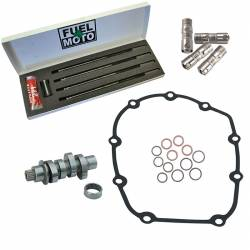 S&S Cycle - S&S Cycle 475C Standard Chain Drive Camshaft with Pushrods, Lifters & Kit - Image 2