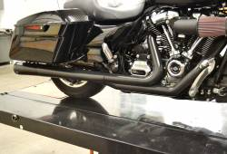 Jackpot - Jackpot M8 Road & Track 2-into-1 Exhaust System - Ceramic Black - Image 2