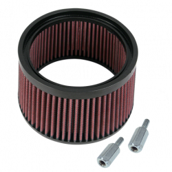 """S&S Cycle - 1"""" taller Hi Flow element for Fuel Moto AC/DC & S&S Stealth air cleaners - Image 1"""