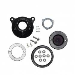 S&S Cycle - S&S Stealth Air Stinger air cleaner - H-D® Twin Cam - Cable Operated - Image 2